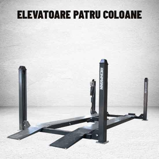 Elevator auto 4 coloane